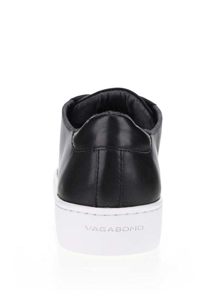Černé dámské loafers Vagabond Zoe