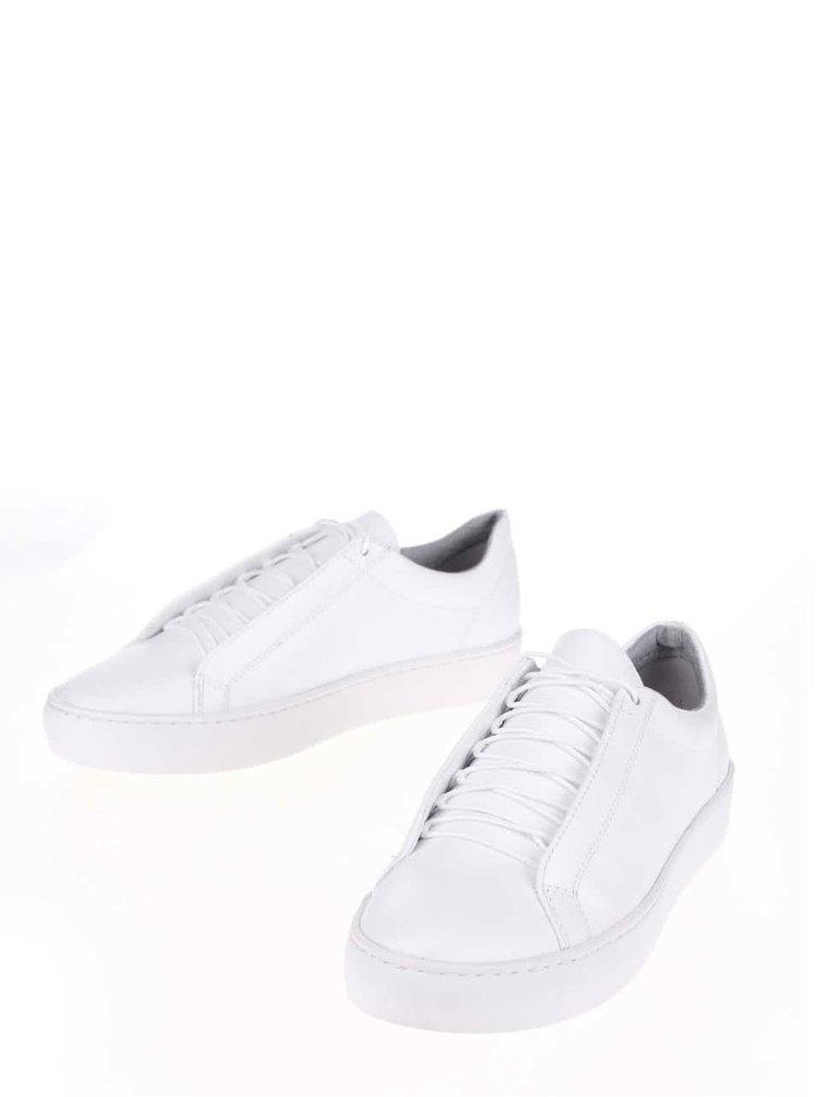 Pantofi sport albi Vagabond Zoe