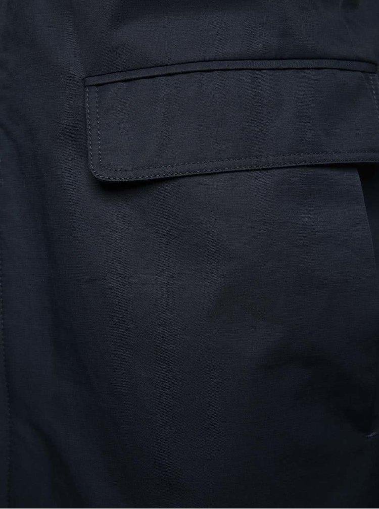 Palton bleumarin Selected Homme Greg