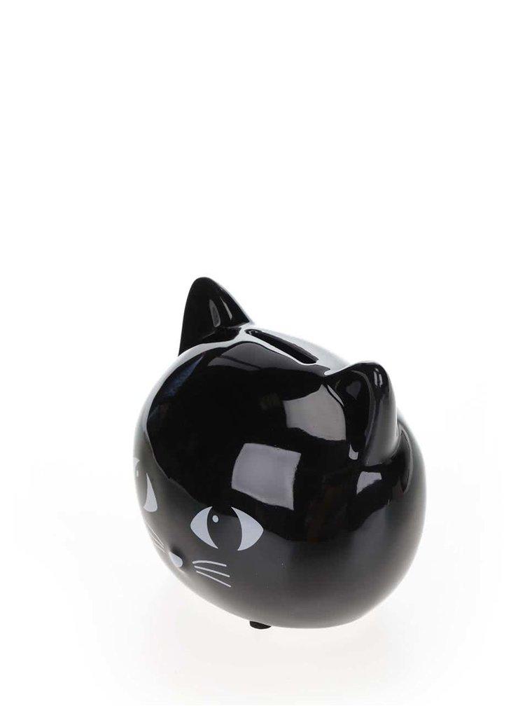 Pusculita in forma de pisica Sass & Belle
