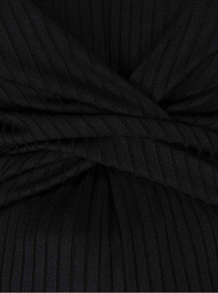 Bluză neagră Dorothy Perkins Maternity