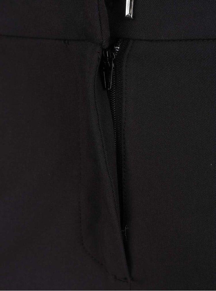 Černé kalhoty VILA Erika