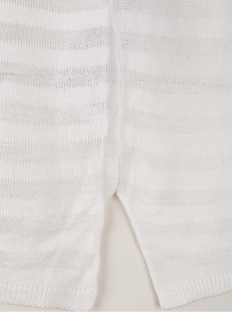 Bluză crem cu detaliu decorativ la spate ONLY Hannah