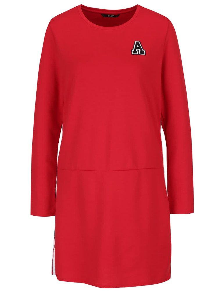 Rochie roșie ONLY Sport
