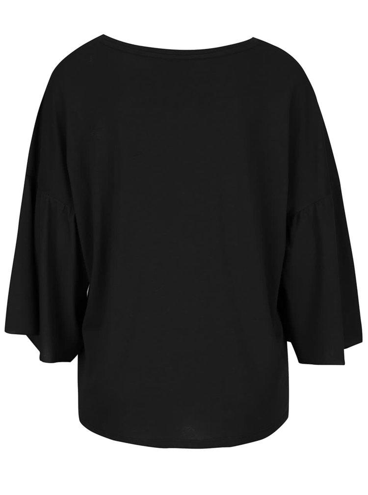 Bluză neagră VILA Haula