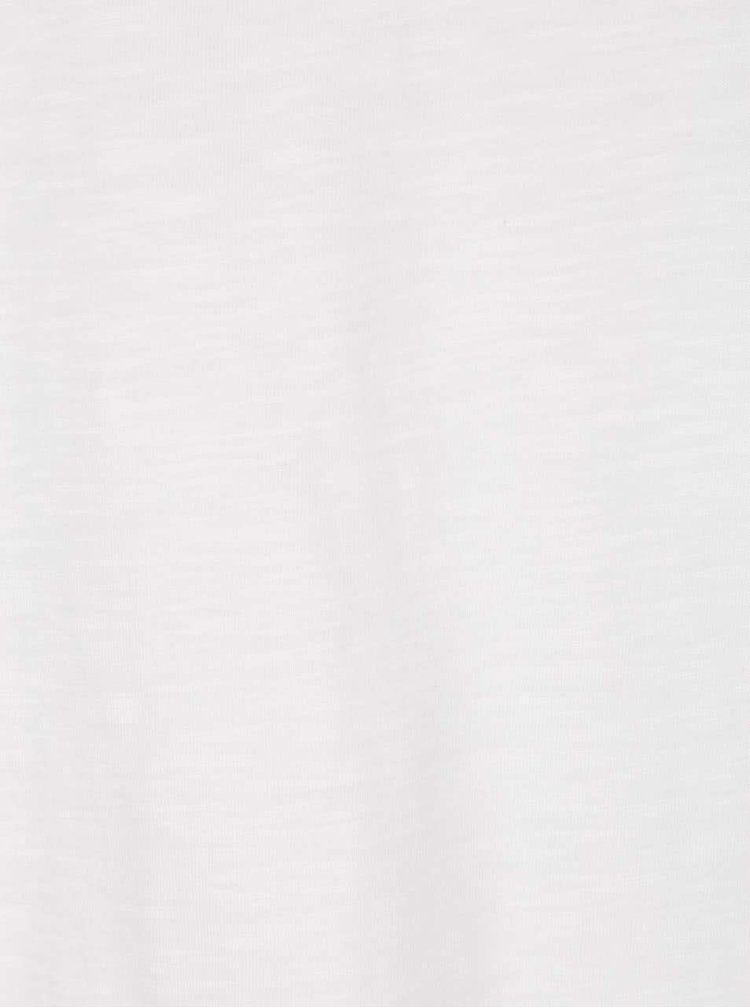 Tricou basic crem Jack & Jones Orbas