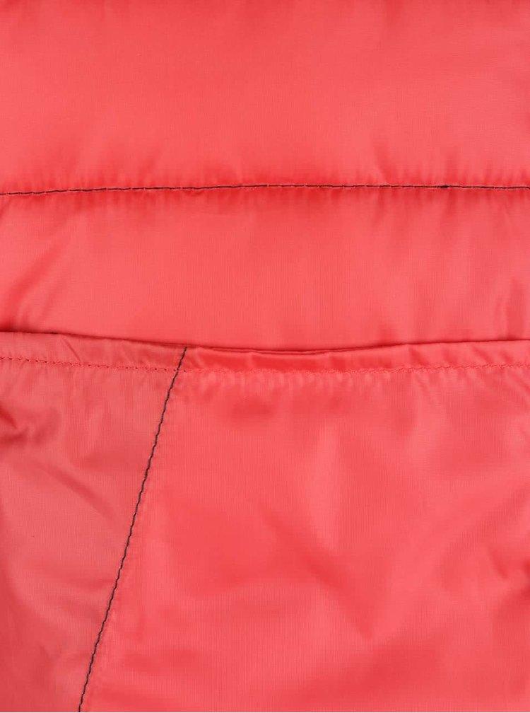 Černá prošívaná bunda Jack & Jones Addy