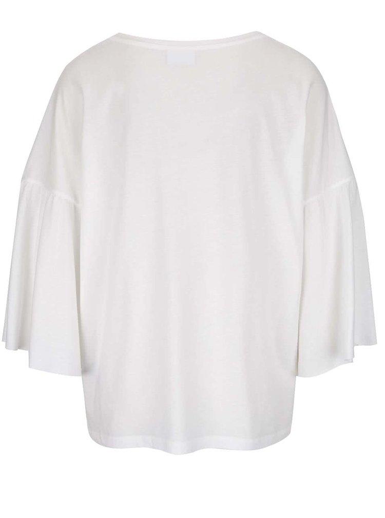 Bluză crem VILA Haula