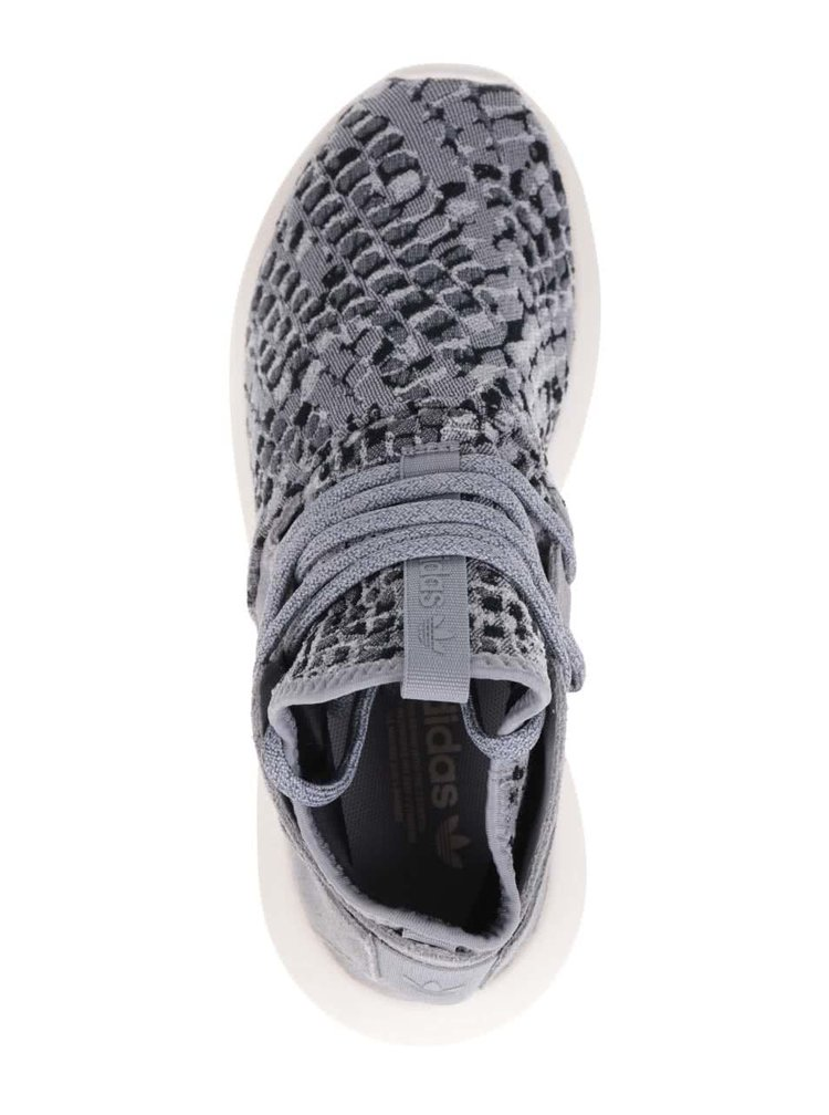 Pantofi sport gri pentru femei  adidas Originals Tubular