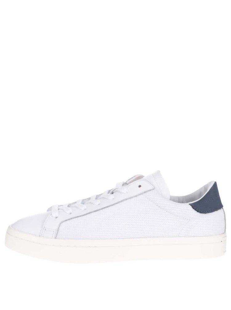 Pantofi sport adidas Originals Court Vantage albi