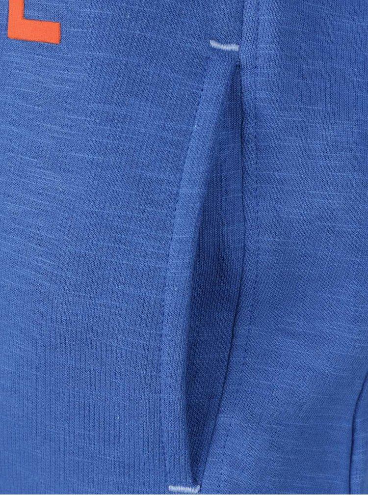 Modrá klučičí mikina s kapucí 5.10.15.