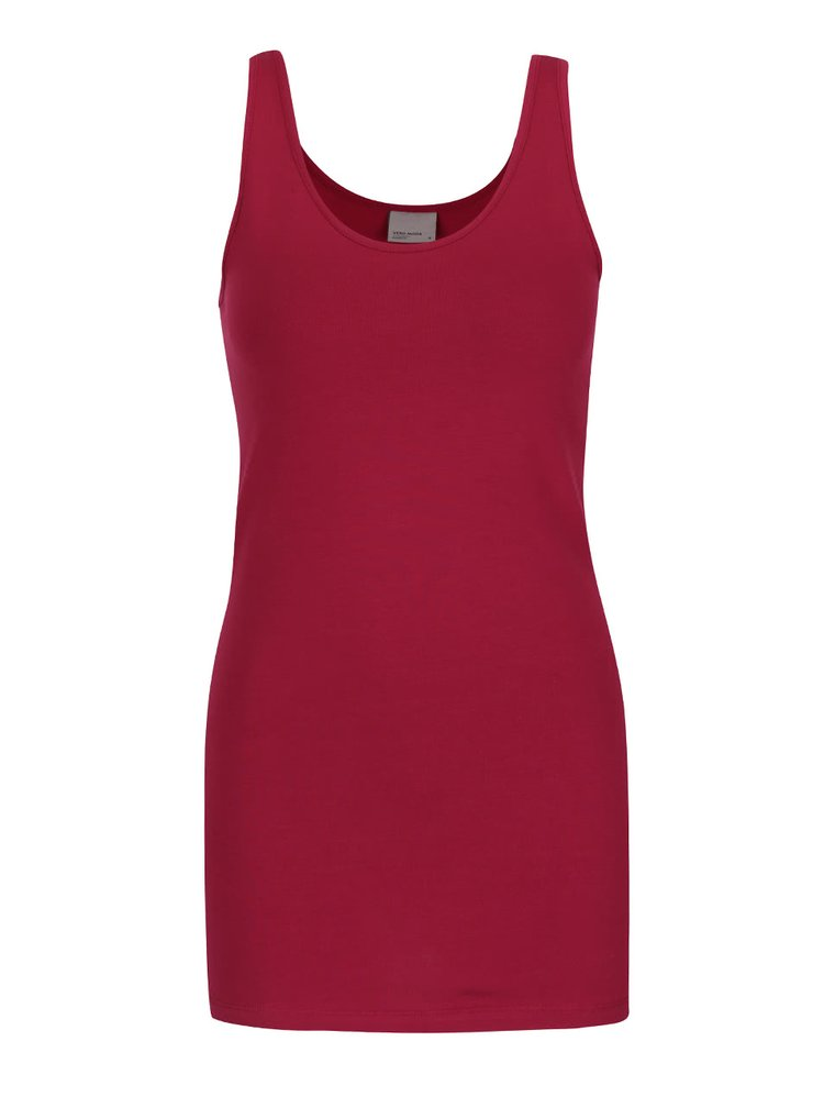 Maiou basic bordo VERO MODA Maxi My