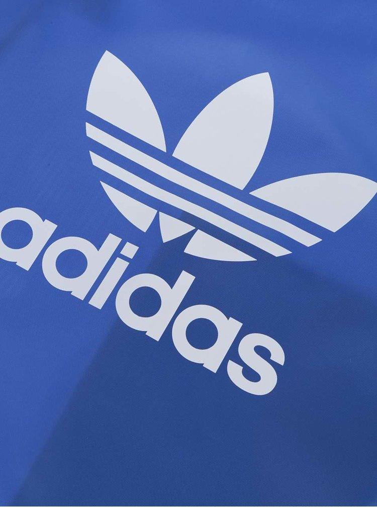 Modrý unisex vak s potiskem adidas Originals Trefoil