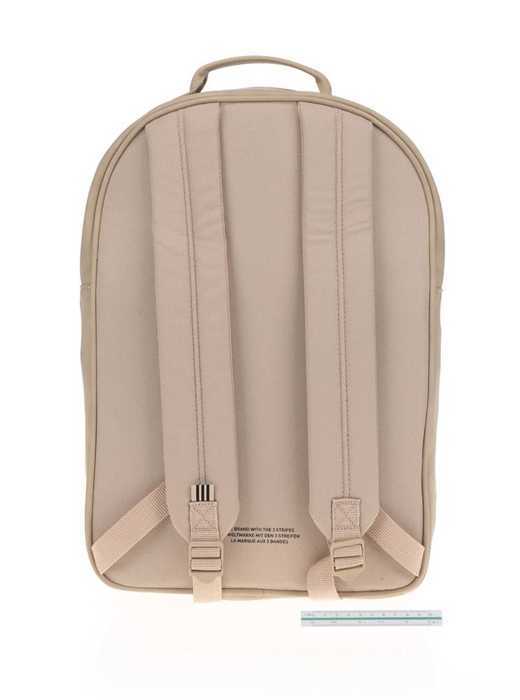 Béžový batoh s logem adidas Originals Classic