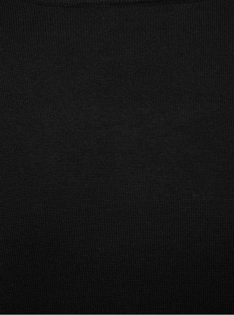 Černý lehký svetr Jack & Jones Basic