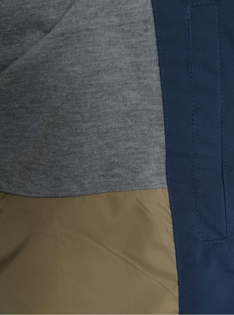 Jachetă bomber bleumarin Jack & Jones Harlow