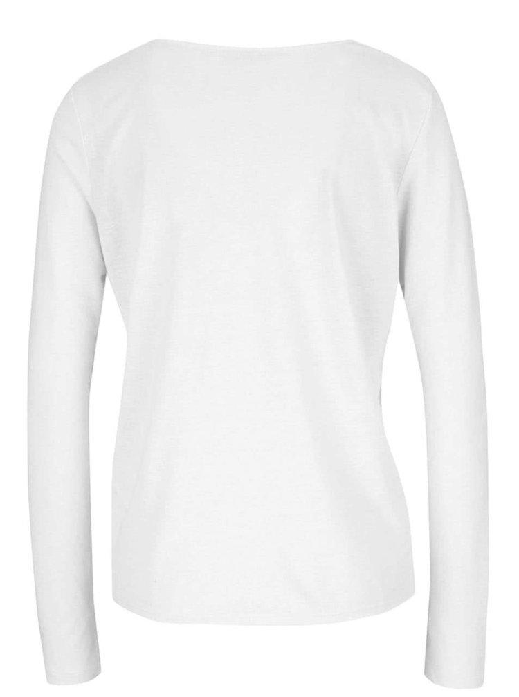 Bluză alb fildeș VERO MODA Lua