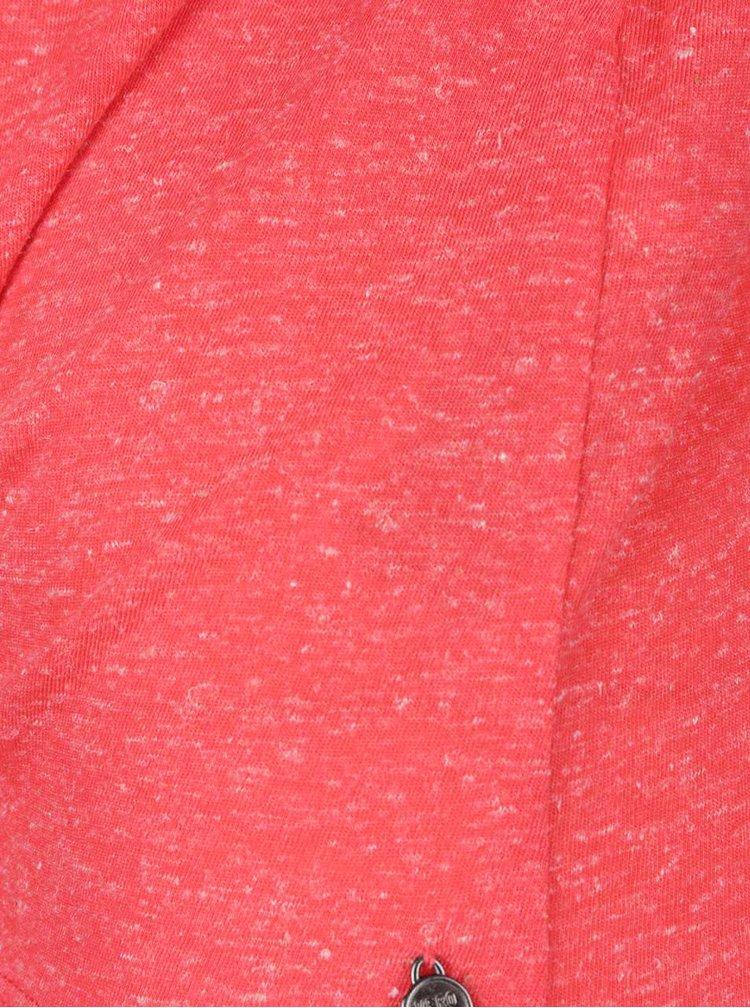 Bluza rosu melanj VERO MODA Lua