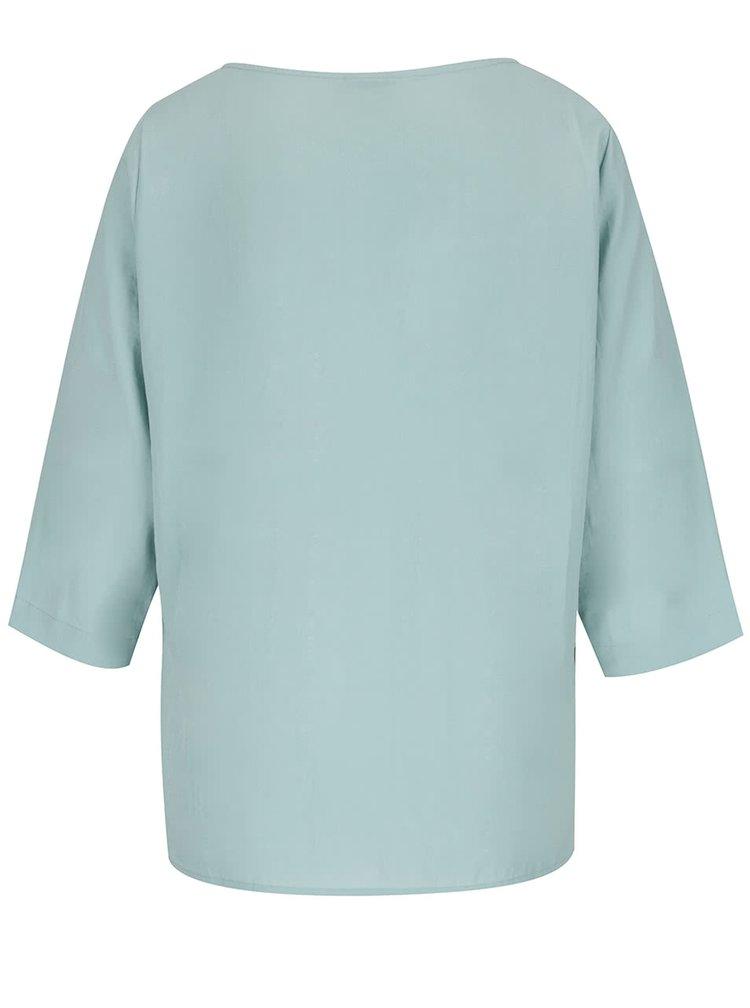 Bluza verde mint VERO MODA Cecilie