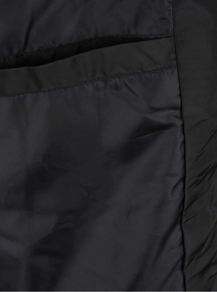 Jachetă bommber neagră Shine Original