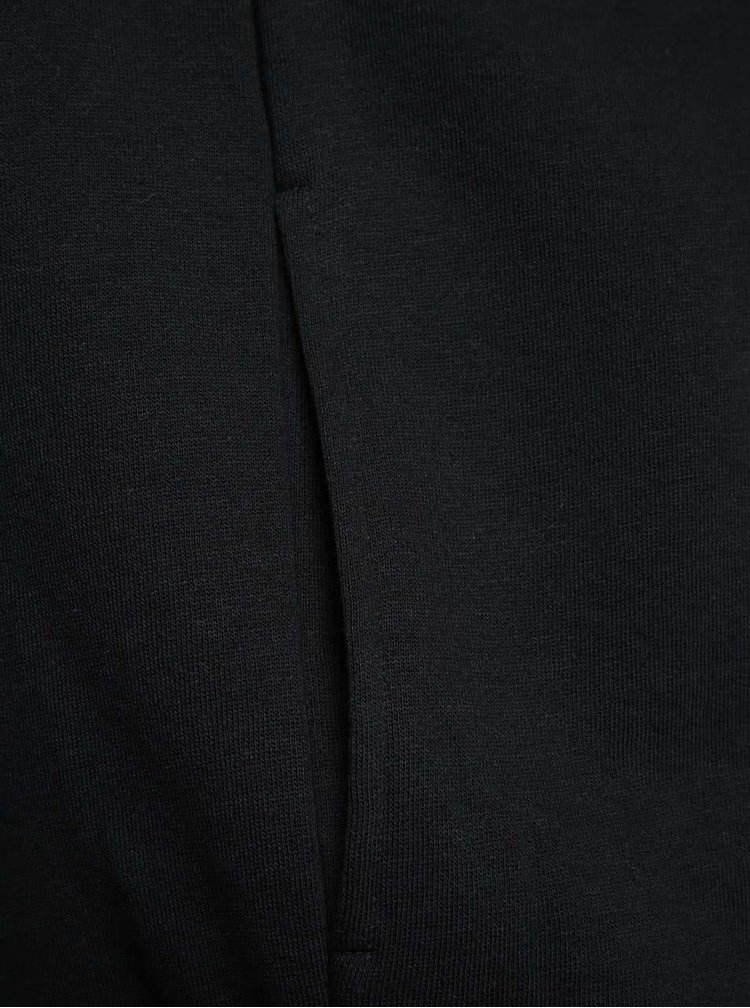 Jachetă bomber neagră Jack & Jones Pete