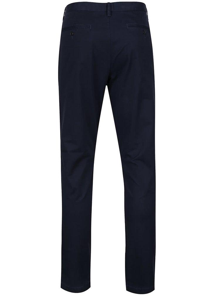 Tmavě modré chino kalhoty Jack & Jones Marco