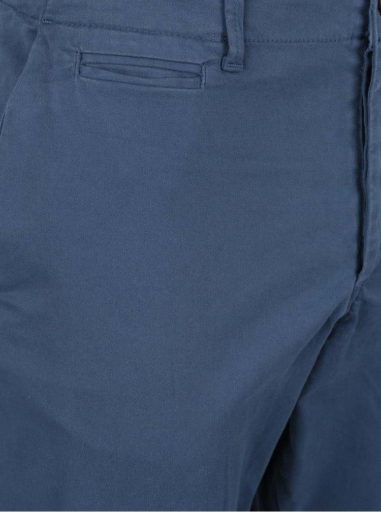 Modré chino kalhoty Jack & Jones Cody