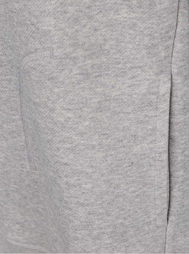 Světle šedá pánská mikina s kulatým výstřihem adidas Originals X By