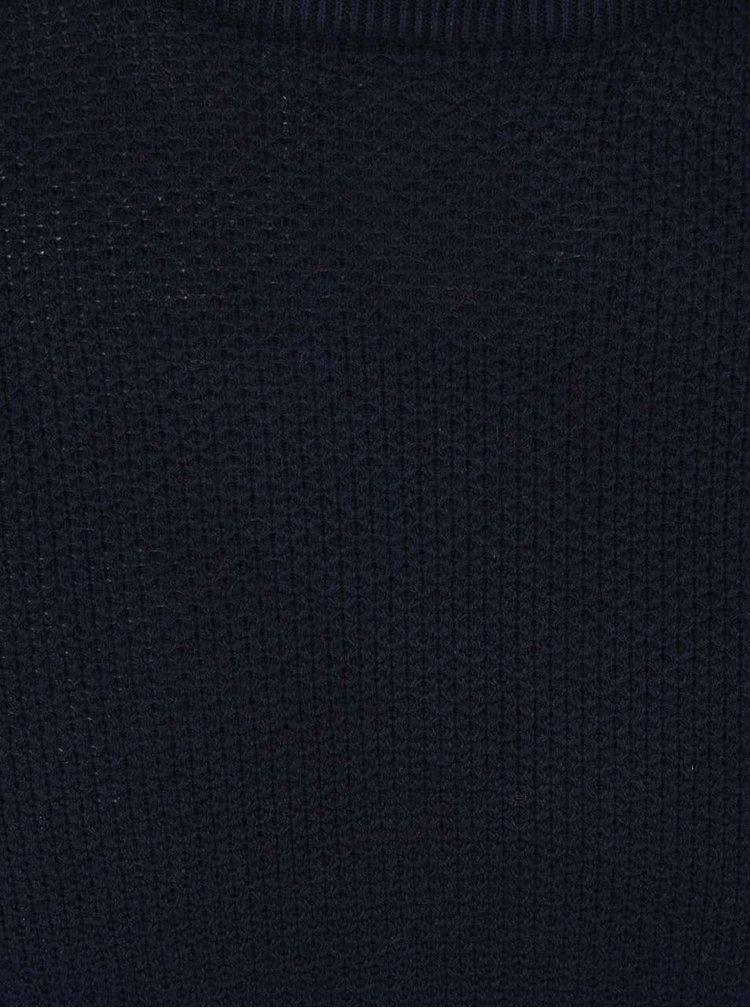 Tmavě modré tričko Burton Menswear London