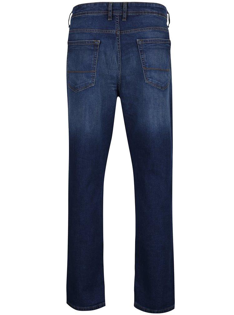 Modré slim fit džíny Burton Menswear London