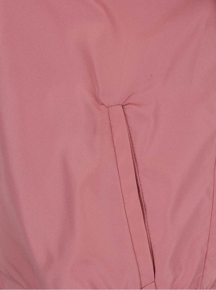 Růžový lehký bomber VERO MODA Billa