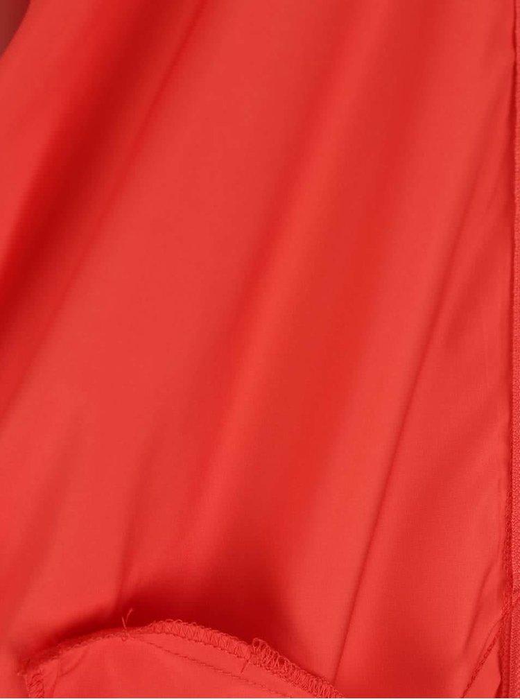 Červený lehký bomber VERO MODA Billa