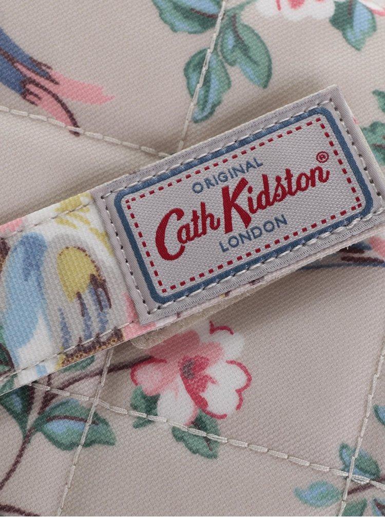 Béžová rozkládací přebalovací podložka s potiskem Cath Kidston