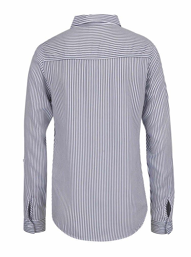 Modro-bílá pruhovaná košile TALLY WEiJL