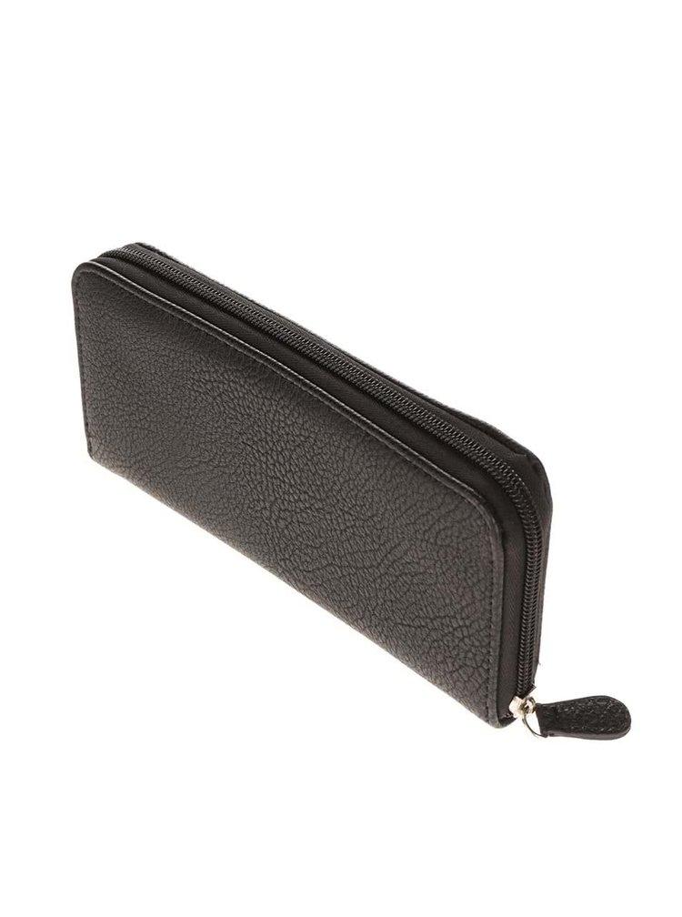 Černá peněženka Pieces Ladele
