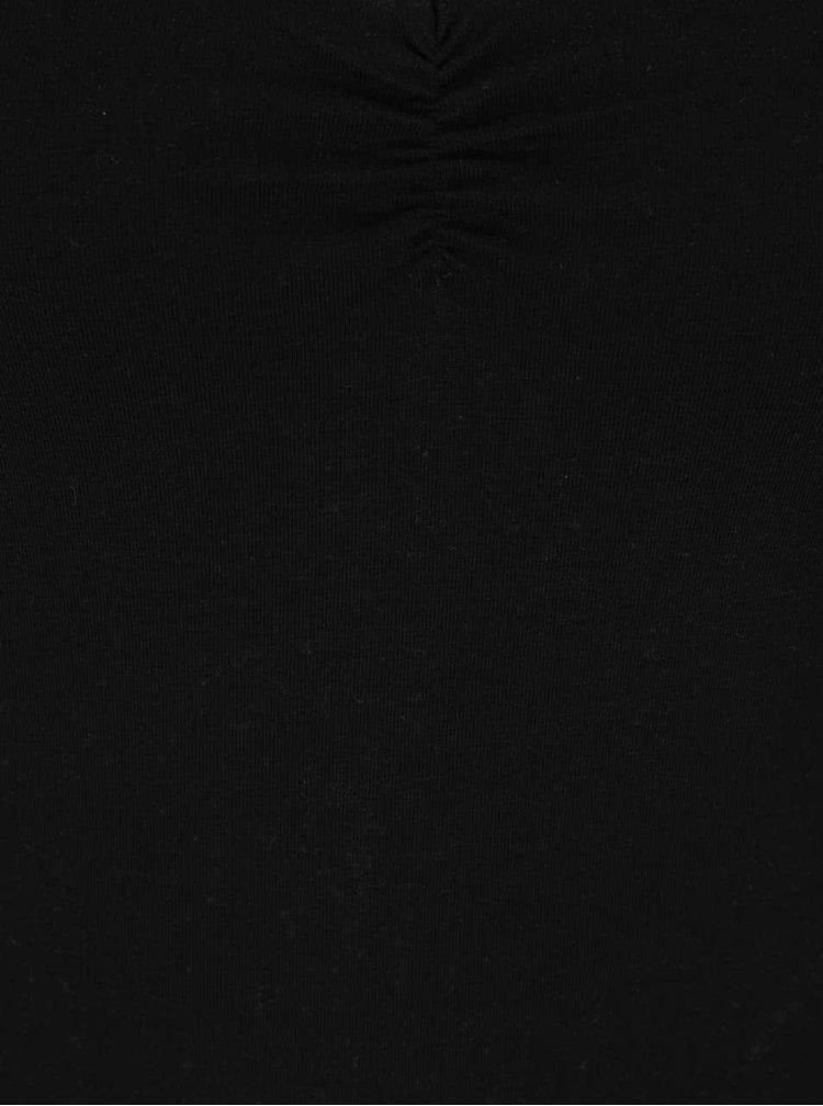 Tricou negru TALLY WEiJL