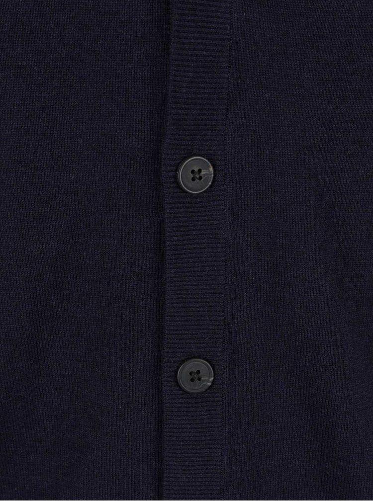 Tmavě modrý svetr Selected Homme Kino