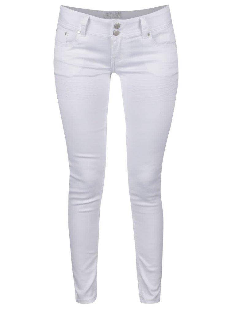 Pantaloni skinny Haily's Kitty albi