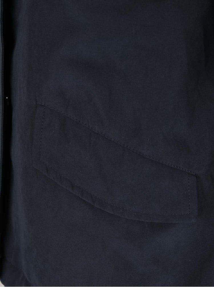 Tmavě modrá lehká bunda Haily's Sally