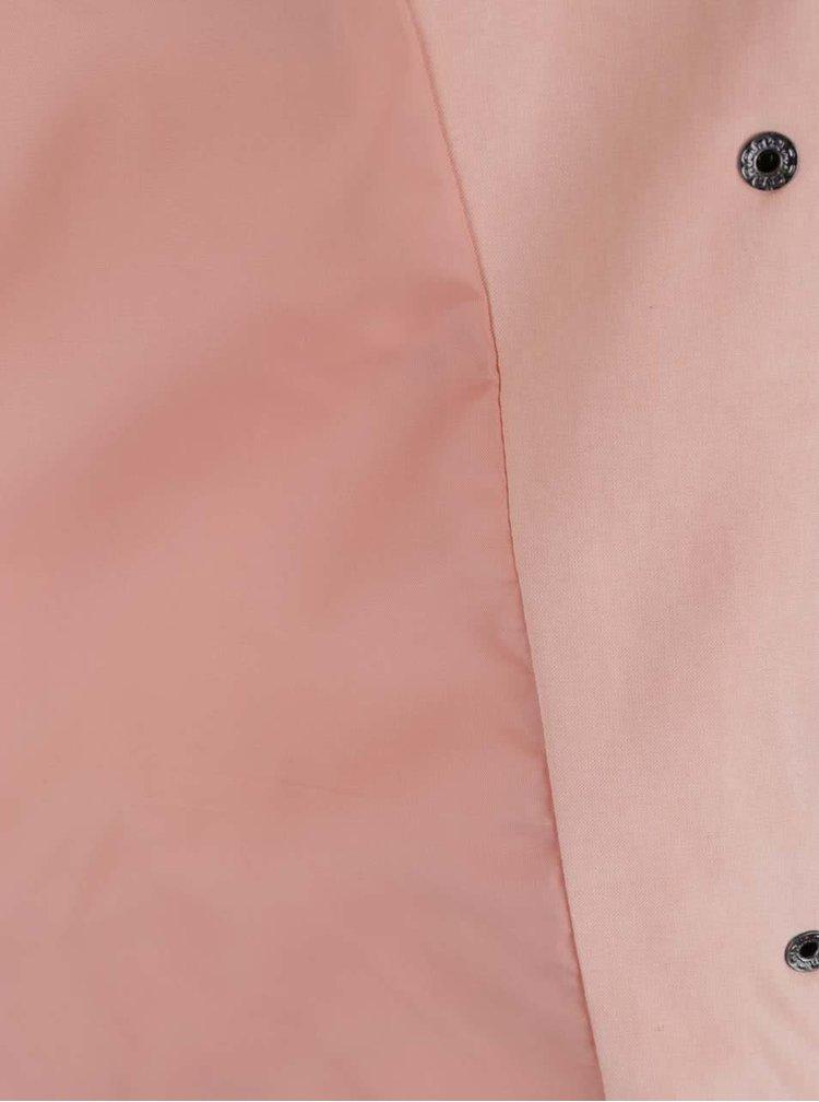 Světle růžová lehká bunda Haily's Sally