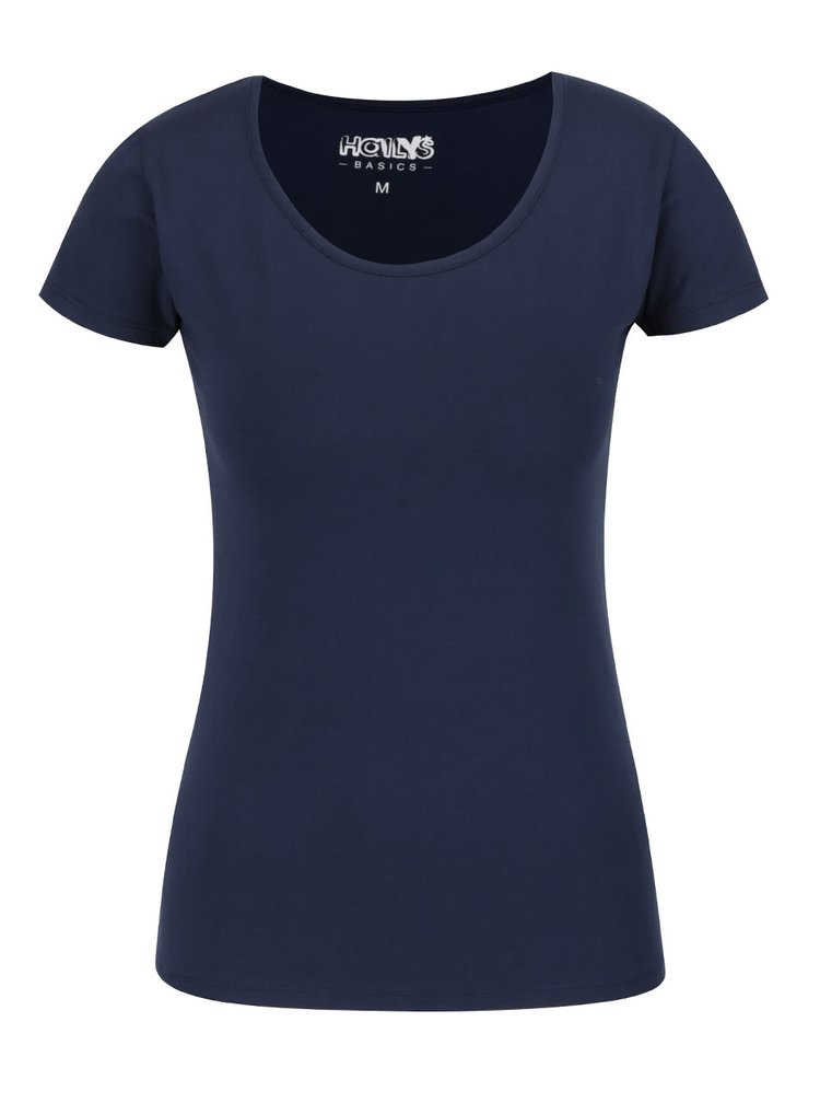 Tricou bleumarin basic - Haily's Mona