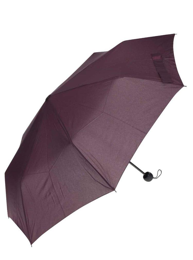 Umbrelă vișinie s.Oliver pentru femei