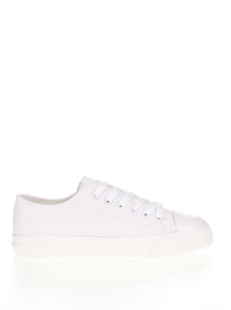 Pantofi sport albi Tamaris