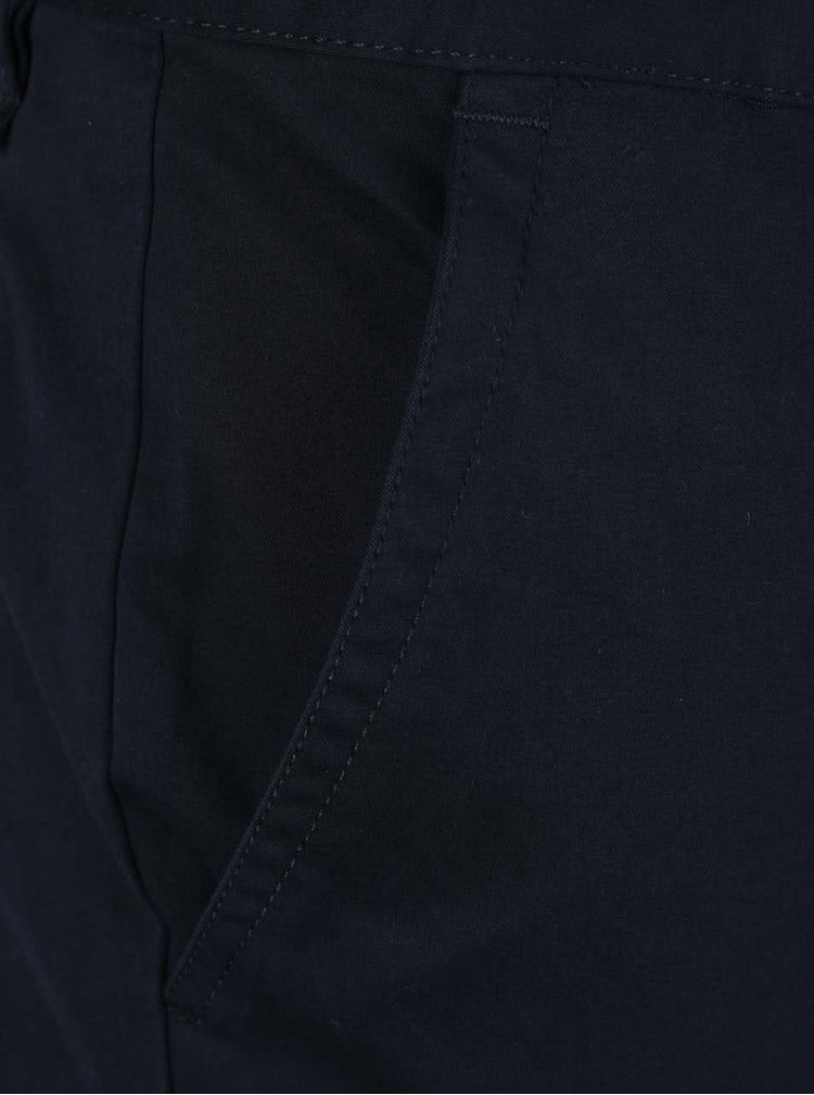Pantaloni chino albastru închis Perry Ellis Eastside