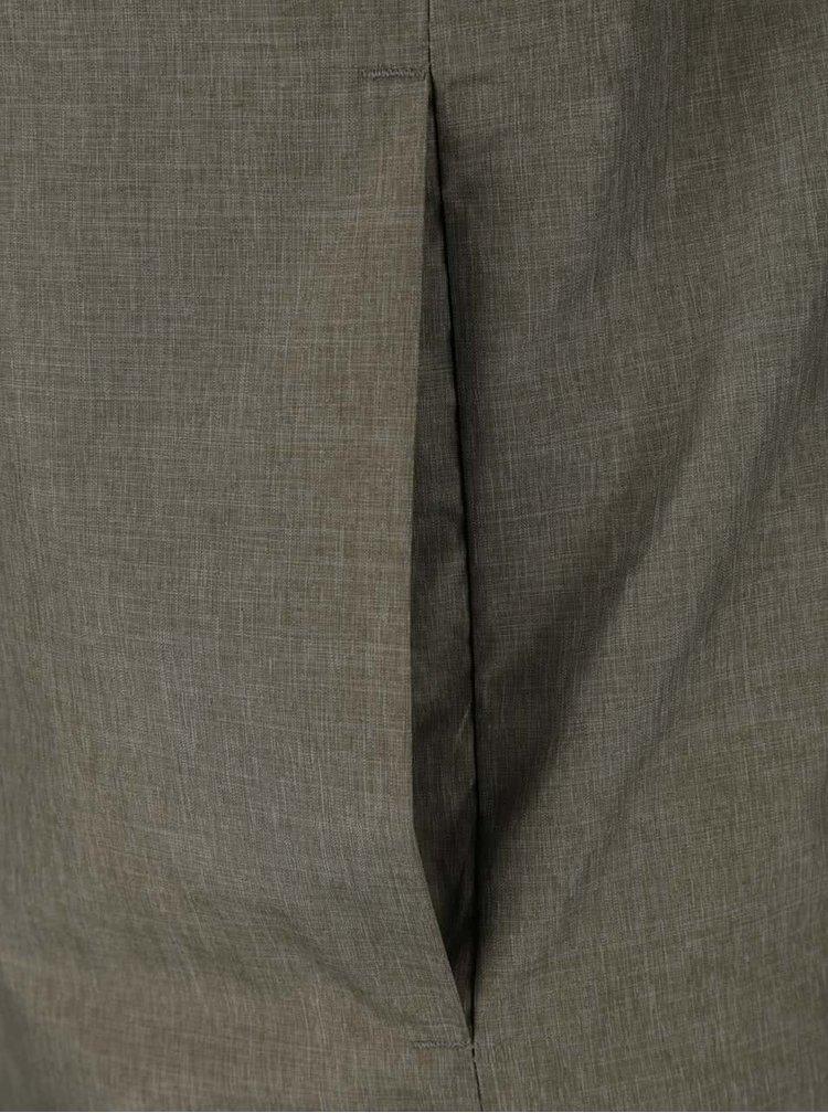 Zeleno-černá oboustranná bunda Original Penguin Reversible