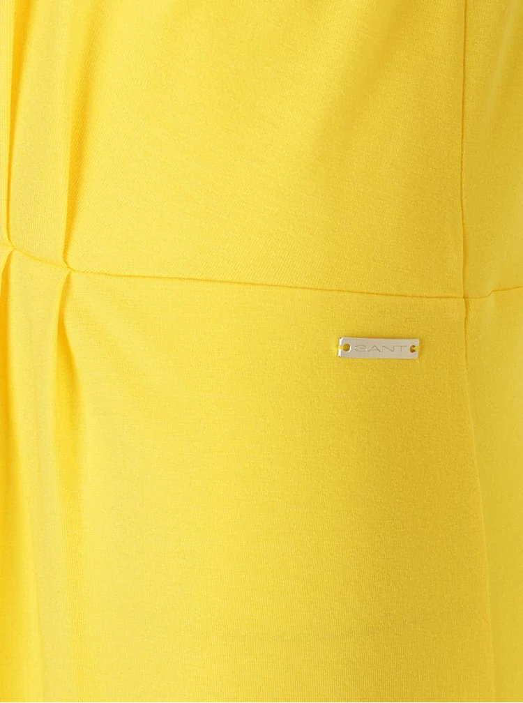 Žlté šaty GANT