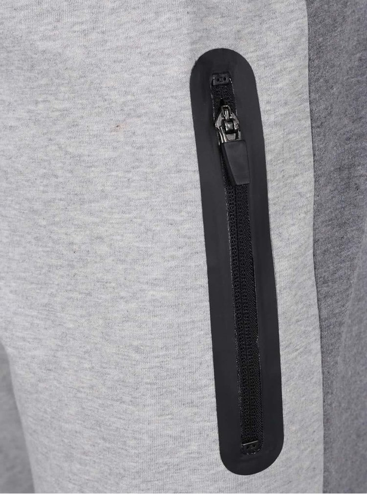 Světle šedé tepláky Burton Menswear London