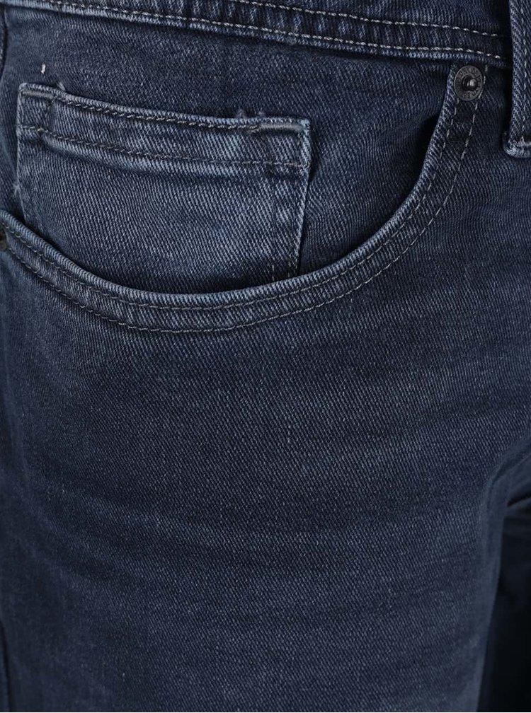 Šedomodré džíny Burton Menswear London