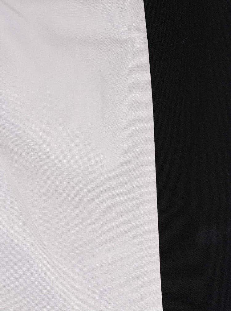 Blazer negru VILA Zip