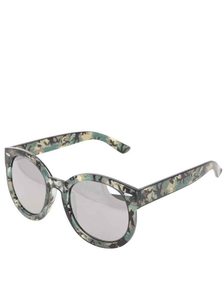 Ochelari de soare verzi TALLY WEiJL